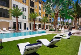 Resort-style Multifamily Portfolio Fund Property
